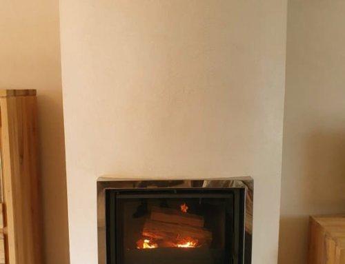 Insert 75 PV installé dans une cheminée existante à La Chapelle Sur Erdre