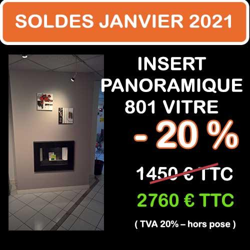 Soldes Hiver 2021 cheminées et Poêles Godin 7
