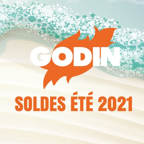 Soldes ete 2021 cheminées et poêles Godin